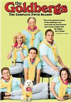 Cover image for The Goldbergs. Season 5, Complete [videorecording DVD]
