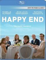 Cover image for Happy end [videorecording Blu-ray]