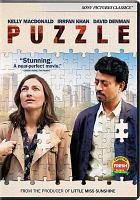 Cover image for Puzzle [videorecording DVD]