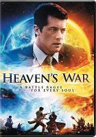 Cover image for Heaven's war [videorecording DVD]