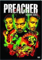 Cover image for Preacher. Season 3, Complete [videorecording DVD].