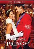 Cover image for Christmas with a prince [videorecording DVD]