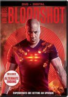 Imagen de portada para Bloodshot [videorecording DVD]