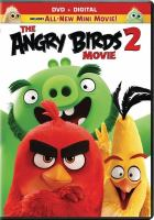 Cover image for The angry birds movie 2 [videorecording DVD]