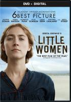 Imagen de portada para Little women [videorecording DVD] (Saoirse Ronan version)