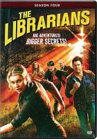 Cover image for The Librarians. Season 4, Complete [videorecording DVD]