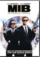 Cover image for Men in black, International [videorecording DVD]