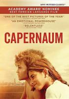 Cover image for Capernaum [videorecording DVD]