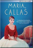 Cover image for Maria by Callas [videorecording DVD]