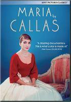 Imagen de portada para Maria by Callas [videorecording DVD]