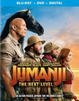 Cover image for Jumanji [videorecording Blu-ray] : the next level
