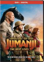 Cover image for Jumanji [videorecording DVD] : the next level