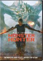 Imagen de portada para Monster Hunter [videorecording DVD]