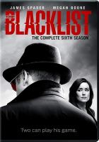 Cover image for The Blacklist. Season 6, Complete [videorecording DVD]
