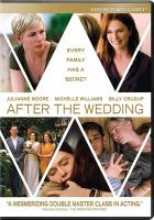 Cover image for After the wedding [videorecording DVD]