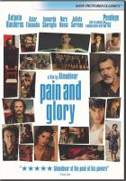 Imagen de portada para Pain and glory [videorecording DVD]