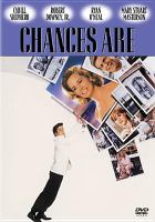 Cover image for Chances are [videorecording DVD]