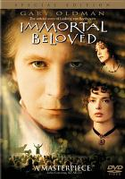 Cover image for Immortal beloved