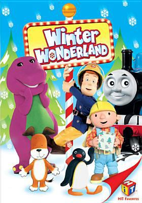 Cover image for Winter wonderland