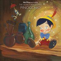 Imagen de portada para Pinocchio [sound recording CD] : the legacy collection : [original songs].