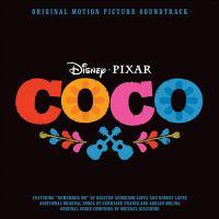 Imagen de portada para Coco [sound recording CD] : original motion picture soundtrack