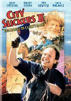 Cover image for City slickers II the legend of Curly's gold