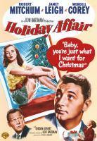 Imagen de portada para Holiday affair [videorecording DVD]