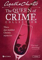 Imagen de portada para Agatha Christie [videorecording DVD] : The queen of crime collection.
