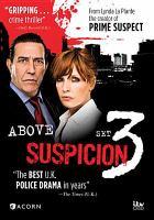Cover image for Above suspicion. Set 3, Complete [videorecording DVD]