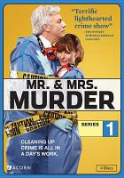 Cover image for Mr. & Mrs. Murder. Series 1 [videorecording DVD]