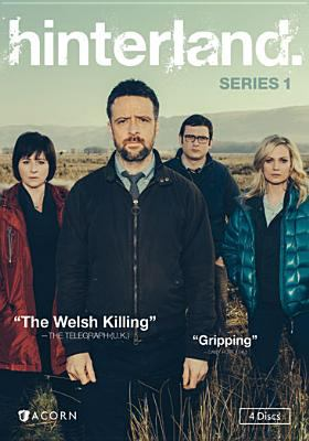 Cover image for Hinterland. Series 1 [videorecording DVD]