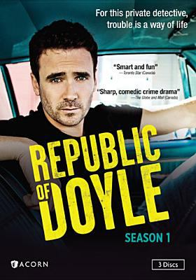 Cover image for Republic of Doyle. Season 1, Complete [videorecording DVD]