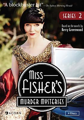 Cover image for Miss Fisher's murder mysteries. Series 2 [videorecording DVD]