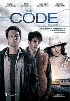Cover image for The code. Season 1 [videorecording DVD]