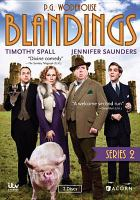 Cover image for Blandings. Series 2 [videorecording DVD]