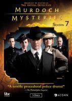 Imagen de portada para Murdoch mysteries. Season 7, Complete