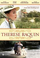 Cover image for Thérèse Raquin [videorecording DVD]