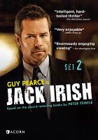 Cover image for Jack Irish. Set 2, Complete [videorecording DVD]
