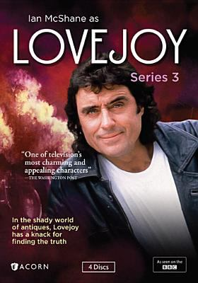 Cover image for Lovejoy. Season 3, Complete [videorecording DVD]