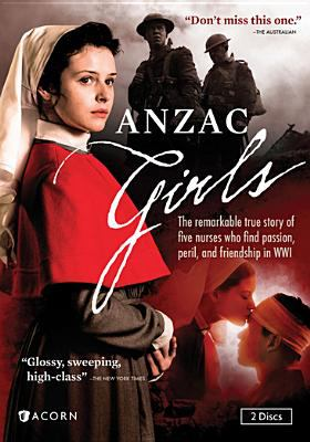 Cover image for ANZAC girls [videorecording DVD]