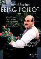 Cover image for Being Poirot [videorecording DVD]