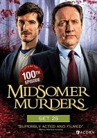 Cover image for Midsomer murders. Set 25 [videorecording DVD]