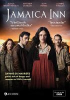 Cover image for Jamaica Inn [videorecording DVD] : (Jessica Brown Findlay version)