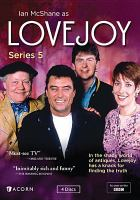 Cover image for Lovejoy. Season 5, Complete [videorecording DVD]