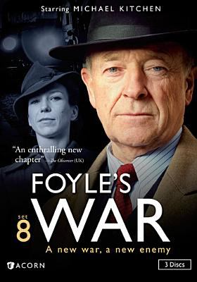 Cover image for Foyle's war. Season 8, Complete [videorecording DVD]
