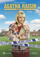 Cover image for Agatha Raisin. Season 1, Complete [videorecording DVD]