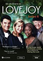 Cover image for Lovejoy. Season 6, Complete [videorecording DVD]