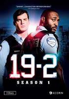 Imagen de portada para 19-2. Season 1, Complete [videorecording DVD]