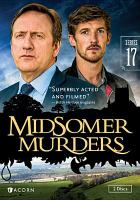 Cover image for Midsomer murders. Series 17, Complete [videorecording DVD]
