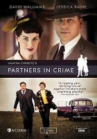 Cover image for Agatha Christie's Partners in crime [videorecording DVD]